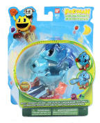 Pac-Man and the Ghostly Adventures 4 inch 12cm Action Figure - Ghost Grabbin Ice Pac