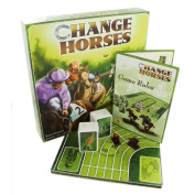 Change Of Horses Game - Family Board Game
