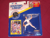 Starting Lineup Frank Viola 1991 with Collector Coin by Kenner