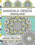 Mandala Design Adult Coloring Book