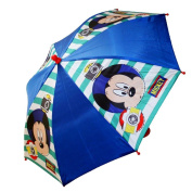 Mickey Mouse - Children's umbrella - Colour Blue