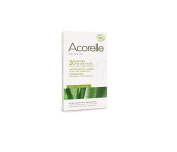 Acorelle Facial Hair Ready To Use Strips Aloe Vera & Beeswax 20 Strips