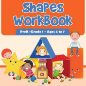Shapes Workbook - Prek-Grade 1 - Ages 4 to 7