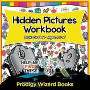 Hidden Pictures Workbook - Prek-Grade 1 - Ages 4 to 7