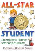 All-Star Student - An Academic Planner with Subject Dividers