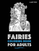 Fairies Coloring Book for Adults