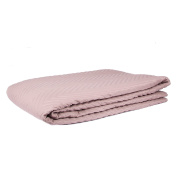 Malini Amelle King Quilt, Taupe