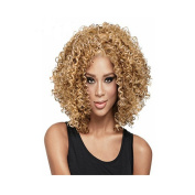 Longlove Short curl heat resistant wig for women with wig cap Long Curly Wavy Heat Resistant Wigs for Women with Wig Cap