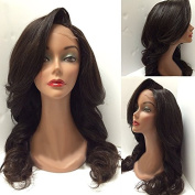 Fennell Fashion Body Wave 150% Density Human Hair Lace Front Wig/Full Lace Wig For Women Bleached Knots With Baby Hair Natural Colour