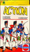 A-TOYS By ESCI - 1815 French Imperial Guard Napoleonic Plastic Toy Soldiers in 1/72 scale