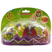 ScoobyDoo Trap Time 2 Figures Pack