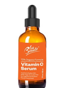 Vitamin C Serum (20%) by Bleu Beauté - High potency anti ageing facial serum - repairs sun damage and Fades spots, Dark circles and wrinkles