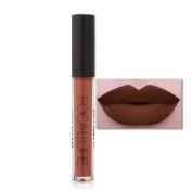 Binmer(TM) FOCALLURE New Fashion Lipstick Cosmetics Women Sexy Lips Matte Lip Gloss Party