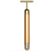 Easy Lifestyles Beauty Bar 24K Golden Facial Massager Face-lift Bar