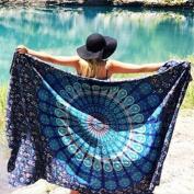 Hatop Beach Cover Up Bikini Boho Summer Dress Swimwear Bathing Suit Kimono Tunic