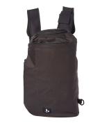 The Original Baby Sak Nappy Bag - Jet Black