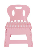 Super Quality / Heavy Duty Folding Step Stool with handle, Non Slip for Adults and Kids, Saves Space, / Super Handy