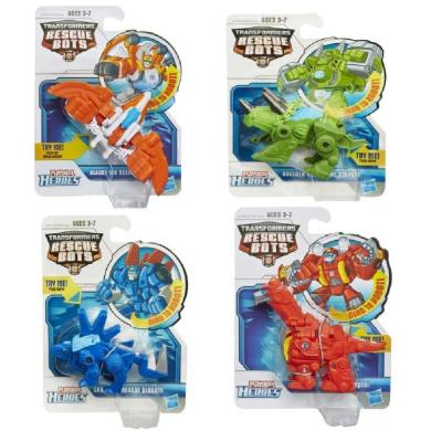 4 pack set playskool transformers rescue bots boulder for Playskool kitchen set