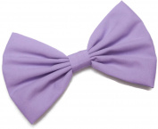 Lavender Hair Bow Clip Hair Accessory Handmade by Sweet in the City