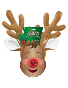 Light-Up Nose and Antler Set