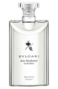 Bvlgari Eau Parfumee au the blanc Shampoo (White Tea) Travel Bottles - 75mL/ 2.5 Oz - Set of 3 bottles