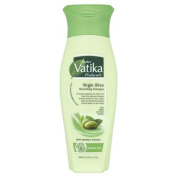 Vatika Naturals Virgin Olive Nourishing Shampoo Normal Hair 200 ml by Vatika Naturals