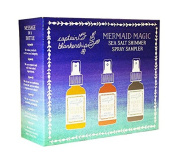 Captain Blankenship - Limited Edition Mermaid Magic Sea Salt Organic Shimmer Spray Sampler