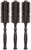 GranNaturals Boar Bristle Round Styling Hair Brush