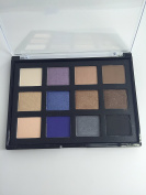 New Fashion 12 Luminous Radian Colour Pigment Eyeshadow Palette Cosmetic Makeup Eye Shadow For Party