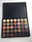 2016 New Fashion 35 Colour Eyeshadow Palette Earth Warm Colour Shimmer Matte Beauty Makeup Set Smoky Eye-shadow