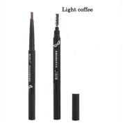 5 Colours Waterproof Eyebrow Pencil Eye Brow Pen Cosmetics Eyebrow Pencil with Brush Makeup Tools
