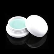 Cosmetics Concealer Jar, KRABICE Monochrome Cosmetics Dark Circle Concealer Cream Yellow Circles Make Up Concealers Cream (10ml/12g) #8