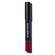 Sonia Kashuk Velvety Matte Lip Crayon raspberry nude