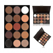 15 Colour Eyeshadow Palette, Bold and Bright Collection, Vivid, KRABICE Eyeshadow Eye Shadow Palette Makeup Kit Set(15 Eyeshadow Palette) #1
