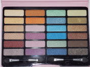 Colormates Cosmetics Shimmer Shadow Palette