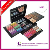 85 Colour PRO Makeup Set Eyeshadow Palette Blush Lip Gloss Glitter Powder Concealer Eye Pencil + Brush