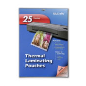 Nuova 25-Sheet, 5 Mil Thermal Laminating Pouches 13cm x 18cm , Photo Size