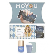 MoYou-London Nail Art Starter Kit Alice Collection