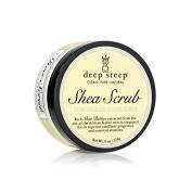 Deep Steep Shea Butter Sugar Scrub, Lemongrass, 8 Fluid Ounce