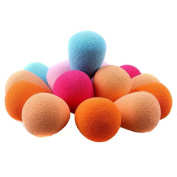 Easy lifestyles Cosmetic Water Drop Sponge Flawless Smooth Pro Beauty Makeup Powder Puff,Colour Random Send