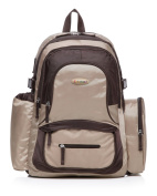 BayB Brand Colorland Nappy Backpack - Khaki