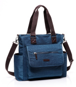 BayB Brand Colorland Nappy Tote Bag - Blue