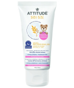 Attitude Natural Baby Nappy Cream - Zinc, Fragrance Free, 70ml