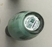 Pirates Caribbean Collection-P18 Mermaid's Tears Nail Lacquer Polish .150ml 1 Bottle.