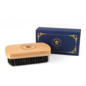 RoyalShave Boar Mix Bristle Beard Brush - Grooming Tool for Men's Beards!