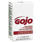 GOJO Spa Bath Body & Hair Shampoo by GOJO