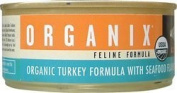 Castor & Pollux Cat Turkey Chicken Sea Can (24x160ml) by Castor & Pollux Natural Petworks