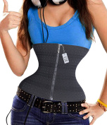 Gotoly 4 spiral Steel Boned Waist Trainer Girdle Fitness For Hourglass