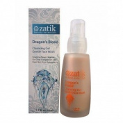 Zatik Beauty Essentials - Dragons Blood Cleansing Gel, Gentle Face Rinse