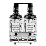 Beekman 1802 Pure Goat Milk Vanilla Absolute Hand Care Duo Caddy Set